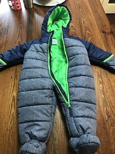 Snow suit worn ONCE!
