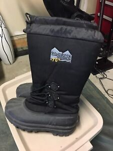 Winter Boots (-70 rated)