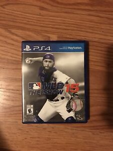 MLB The Show 15 PS4