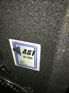 AST X2/1500  Home Audio/DJ Speakers in excellent condition