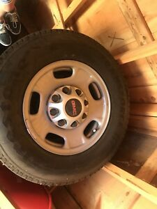 2015 - 2019 GM/Chevy 8Bolt Wheels and tires