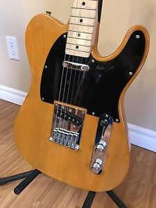 Squire Tele - Completely Upgraded - No Trades