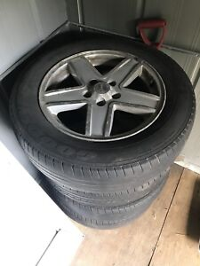 Roues / mags JEEP Patriot 2010