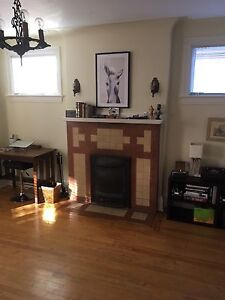 One bedroom of two bedroom flat - South-end Halifax