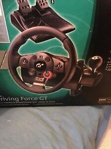 Steering wheel DFGT