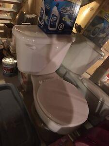 2 toilets