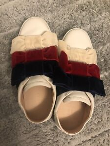 Authentic Gucci sneakers size 36
