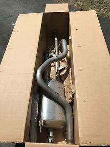 2018 Toyota Tundra Exhaust UNUSED