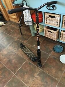 Axia trick scooter (want to sell FAST)
