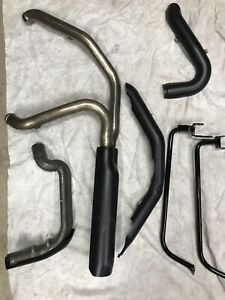 2019 Harley Davidson Road Glide Special Exhaust system and pipes