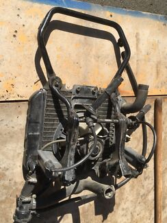 Kawasaki ZZR250 radiator/coils