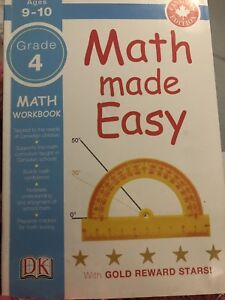 Math made Easy for grade 4