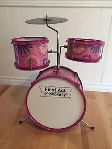 Batterie Drum pour enfant (4a7 ans)