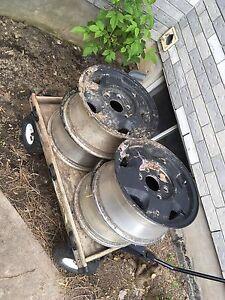 6x5.5 Chevy/GMC rims