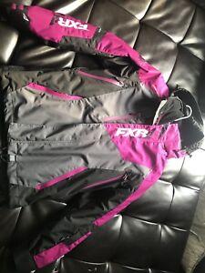 Manteau femme FXR vtt skidoo