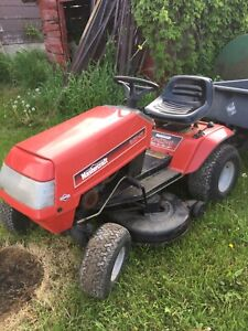 Master craft lawnmower