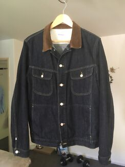 Norse Projects 5 Denim Jacket SIZE LARGE