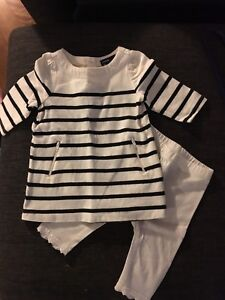 Gap outfit 3-6 months