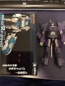 Transformers Reveal the Shield Cyclonus w/ add on kit