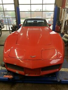 1977 Corvette Looking for trades with safety