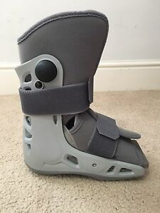 Rehabilitation boot for broken foot (moon boot) Norwood Norwood Area Preview