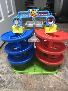 Toy story race track