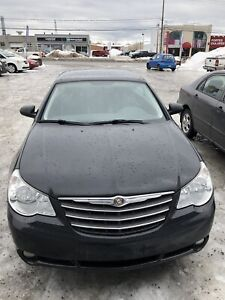 Chrysler sebring décapotable