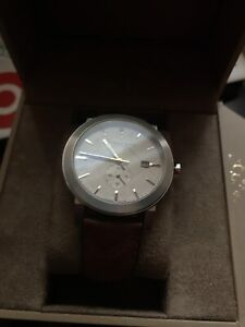 Burberry watch great condition