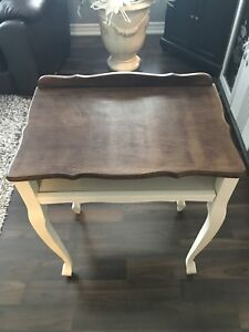 Shabby Chic Solid Wood Small Desk
