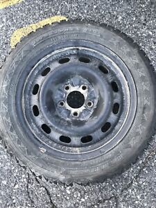 Firestone winterforce studded winter tires 205/55R16