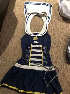 Women's Halloween costume - sailor