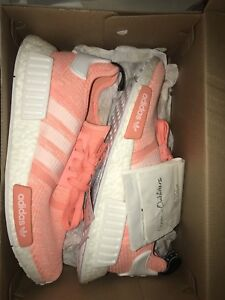 NMD_R1 Women's Salmon Pink Size 10