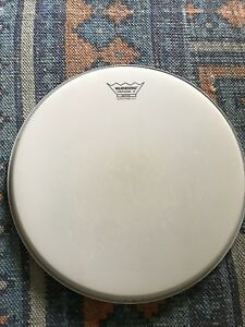 Various coated Remo & Aquarian heads