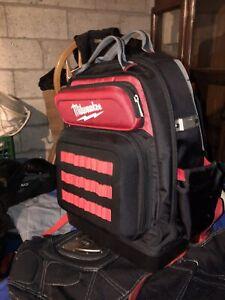 Milwaukee ultimate backpack $150.00