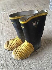 Miner's boots size 10