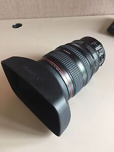 Canon HD video lens 6x zoom XL 3.4-20.4mm L1:1.6-2.6