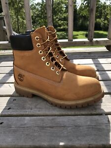Timberland Boots Boy's Men's Size 8.5
