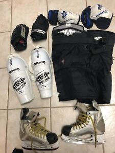Hockey Equipment for sale!