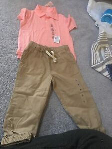 BNWT 2t outfit