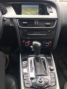 2011 Audi A4 Black on Black with Navi