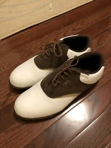 Reebok Men's size 8 Golf Shoes in excellent condition