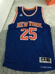 adidas NBA ROSE BASKETBALL JERSEY
