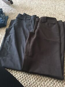 Size small and medium pants