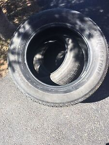 Bridgestone tires 215/65/16