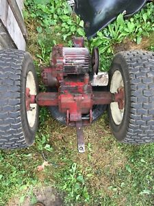 Wheel horse charger 12 tractor axle. See add for fitment