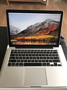 Mint MacBook Pro Retina 13' 2015 256 SSD 8GB RAM