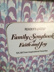 Reader's Digest piano books