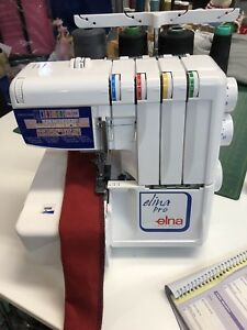 Elna 4 thread overlocker Malaga Swan Area Preview