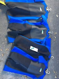 Wet suits size large and extra large