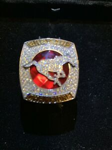 Grey Cup Championship Ring Official 2018